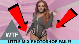 getlinkyoutube.com-WTF! Little Mix Fans Pissed Over Jesy Nelson Photoshop Fail!