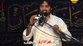 getlinkyoutube.com-Zakir Muntazir Mehdi Majlis 11 October 2015 Kot Abdul Malik Sheikhupura