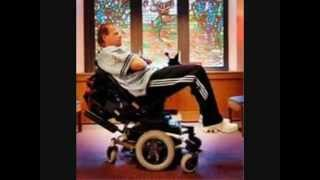 getlinkyoutube.com-Famous WWF Wrestler Lex luger on wheelchair