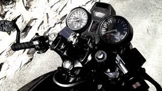 getlinkyoutube.com-Suzuki Katana GSX400f cafe racer bratstyle by KerkuS cycles