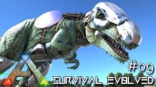 getlinkyoutube.com-MODDED ARK: Survival Evolved - Giganotosaurus Armor Saddle !!! E09 (Gameplay)