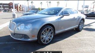 getlinkyoutube.com-2013 Bentley Continental GT Speed Start Up, Exhaust, and In Depth Review
