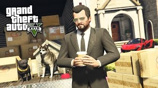 getlinkyoutube.com-GTA 5 Real Life Mod #34 - MOVING OUT & BUYING A MANSION!! (GTA 5 Mods)