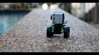 getlinkyoutube.com-GoPro Automatic Mini Dolly - Under $5 - DIY