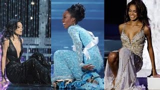 getlinkyoutube.com-FAILS/FUNNY Moments on Miss Universe and Miss World