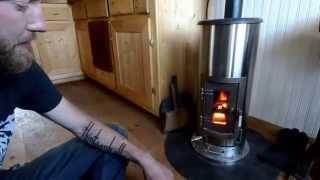 Kimberly wood stove