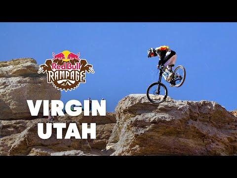 Best Freeride Mountain Biking from Red Bull Rampage 2014