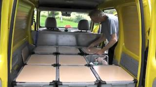 getlinkyoutube.com-Renault Kangoo Minicamper
