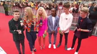 getlinkyoutube.com-Bars and Melody: BBC Radio 1 Teen Awards (8/11/15)