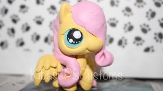 getlinkyoutube.com-All My LPS Customs #1-33