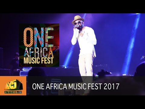 ONE AFRICA MUSIC FEST 2017 | Tiwa Savage | Sarkodie | Banky W {Part 1}