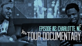 Curren$y - Pilot Talk 3 Tour : Charlotte (Episode 2)