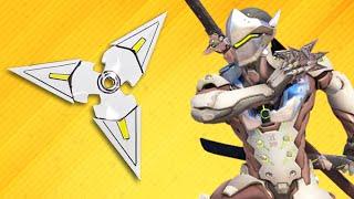 getlinkyoutube.com-Genji Overwatch - Ninja star Shuriken - How to make Genji's Ninja star Shuriken