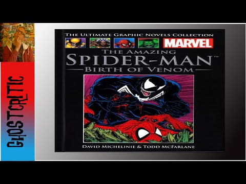 Ultimate Graphic Novel Collection - Amazing Spider-Man - Birth of Venom