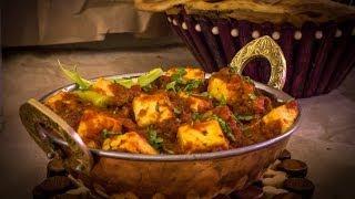 getlinkyoutube.com-Butter Paneer Masala   Dhaba Style Recipe