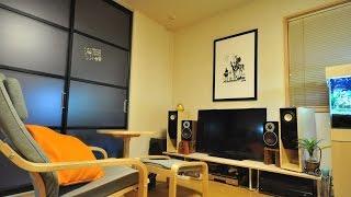 getlinkyoutube.com-シアタールーム A home theatre room