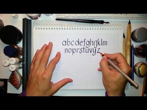 BK kaligrafi dersleri