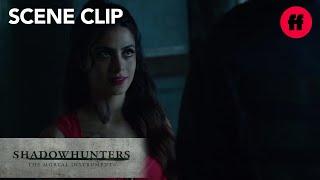 getlinkyoutube.com-Shadowhunters 1x03 Sneak Peek: Alec & Izzy  | Tuesdays at 9pm/8c on Freeform!