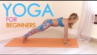 Easy Yoga for Beginners with Kino