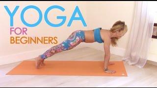 getlinkyoutube.com-Easy Yoga for Beginners with Kino