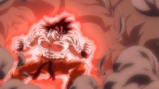 getlinkyoutube.com-Dragon Ball - Goku's 5 Best Kaioken Attacks