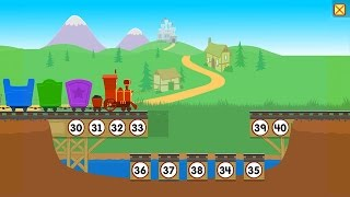 getlinkyoutube.com-Starfall Numbers - Part 2 Learn Coins Counting Money Numbers Best App Android iPad iOS for Kids