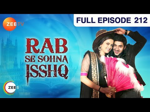 Rab Se Sohna Isshq - Episode 212 - May 17, 2013