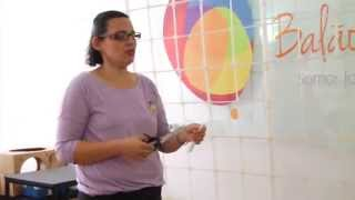 getlinkyoutube.com-46 A. Como montar painel de balões Parte 1- Estrutura