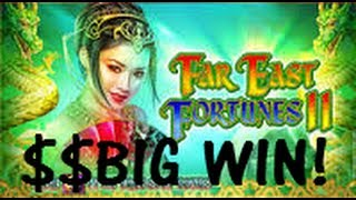 getlinkyoutube.com-Big Win! Far East Fortunes - WMS Slot Machine Bonus