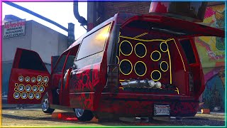 getlinkyoutube.com-DECLASSE MOONBEAM CUSTOM AU MAX ! GTA 5 ONLINE DLC LOWRIDERS