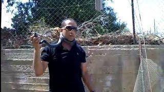 getlinkyoutube.com-اصطياد عربيد وانقاذه 21-6-2012 بعد دخوله ساحة منزل بالخطاء مع جمال العمواسي