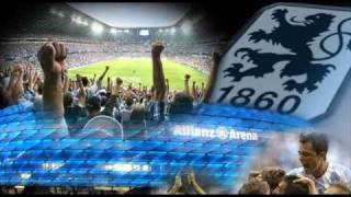 1860 you´ll never walk alone, 1860 together we are strong