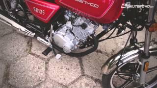 getlinkyoutube.com-Benyco BR 125: Testujemy budżetowy motocykl 125 w Skuterowo.com