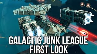 getlinkyoutube.com-Galactic Junk League (Free Action MMO): Watcha Playin'? Gameplay First Look