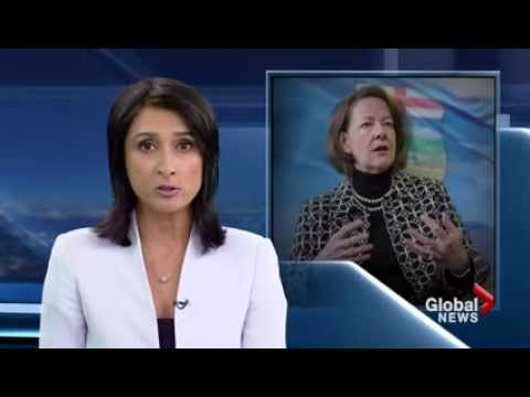 Alberta's Alison Redford's travel expense controversy
