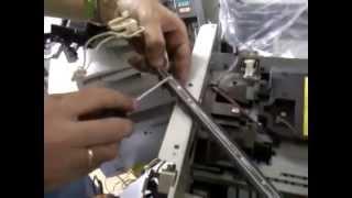 getlinkyoutube.com-Ремонт HP 1320 - как поменять термопленку