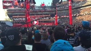 getlinkyoutube.com-Wrestlemania 31 (Part 2) (The Rock)