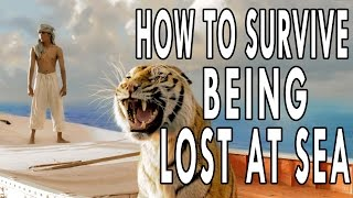 How to Survive a Shipwreck - EPIC HOW TO