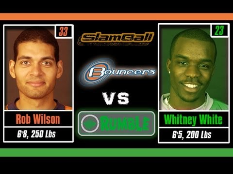 Full Game - Bouncers vs Rumble - SLAMBALL