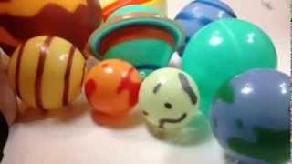 getlinkyoutube.com-Toys R Us Edu Science Planets in Solar System Toys Review by DisneyToyCollection