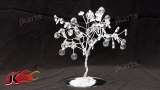 getlinkyoutube.com-DIY Wire Tree from Cystals | How to make | JK Arts 149