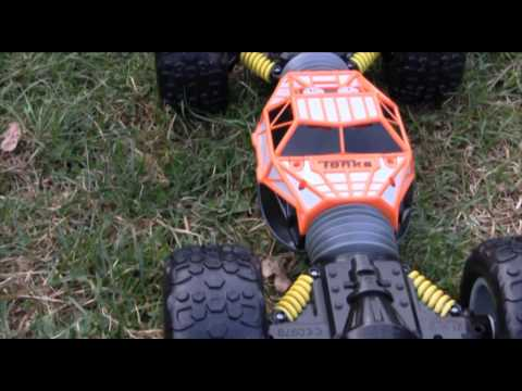 tonka garage ricochet rc vehicle by hasbro