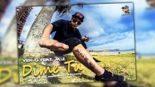 Ven G Ft MJ - Dime Tu - Prod by Jans Music Factory 2014