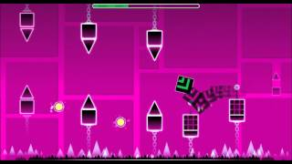 getlinkyoutube.com-Failed on Deadlocked | Geometry Dash Levels 1 - 20 Not all coins | LEVELS ONLY