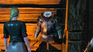 getlinkyoutube.com-Witcher 3: Wild Hunt - Master Armor Quest - Unlocks Mastercrafted Armor!
