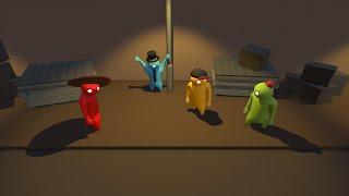 getlinkyoutube.com-Gang Beasts #6 (Веселье и НОВОСТИ!)