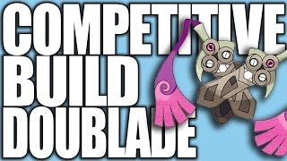 Pokemon XY: Competitive Builds 101 - Doublade