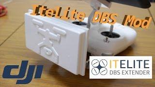 getlinkyoutube.com-DJI Phantom 3S Itelite DBS antenna mod unbox & install