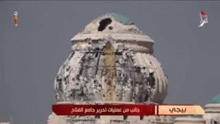 getlinkyoutube.com-جانب من عمليات تحرير جامع  الفتاح في بيجي