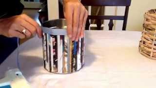 getlinkyoutube.com-Cosas que se pueden hacer con latas de conserva